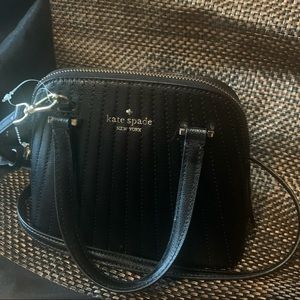 Kate Spade Quilted Mini Dome Satchel